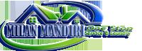 Logo Milan Mandiri | One Stop Services & Laundry