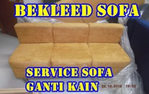 Jasa Bekleed Sofa